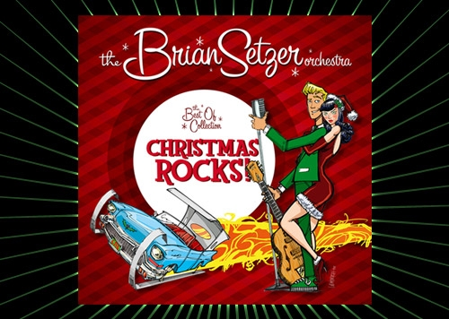BRIAN SETZER ORCHESTRA FREE MP3 ON AMAZON (LIMITED TIME ONLY