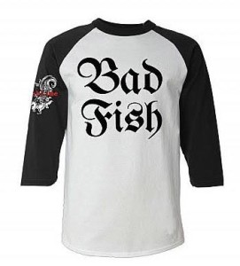 Badfish Sublime Tee crop