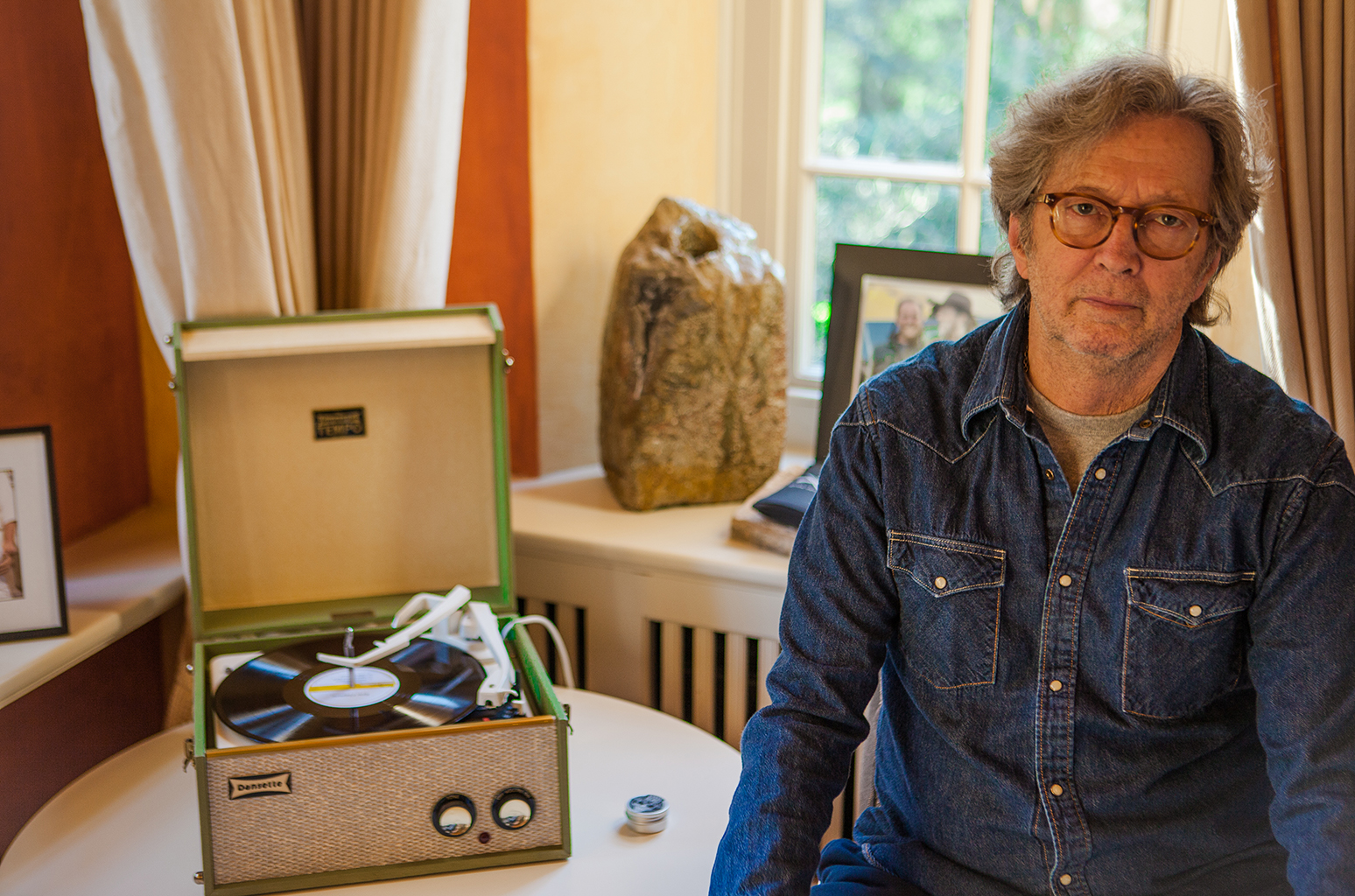 eric clapton announces new album i still do surfdog records. Black Bedroom Furniture Sets. Home Design Ideas