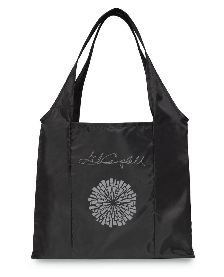 Glen Campbell Signature Burst Tote Bag