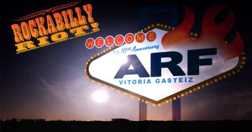 Rockabilly Riot! Tour - Azkena Rock Festival 2011