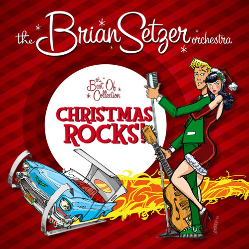 the brian setzer orchestra christmas rocks the best of collection cd - Best Christmas Cd
