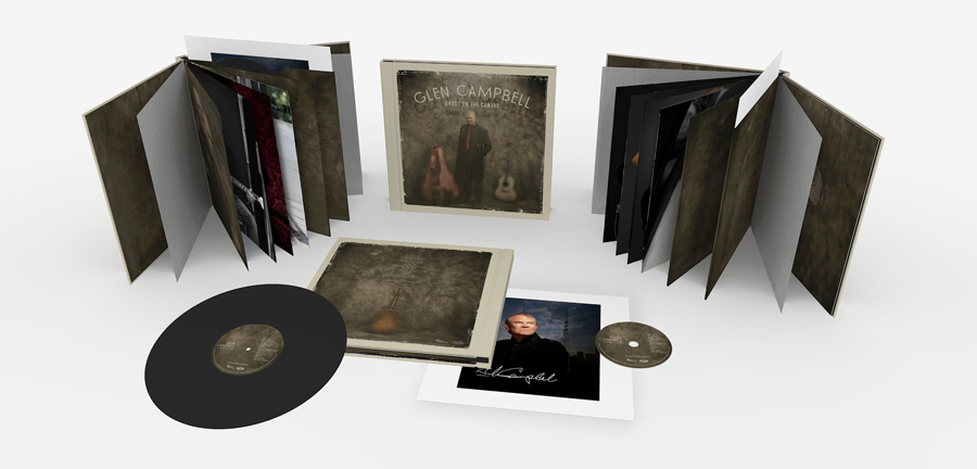 Glen Campbell - Ghost On The Canvas Deluxe Package