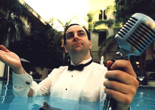 Richard cheese poker face